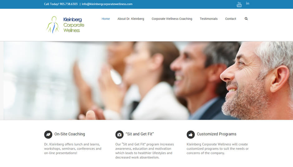 Toronto Website Design - internet marketing 107