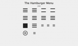 Mobile Responsive Hambuger Menu Navigation - Bush Marketing Toronto Web Design Company