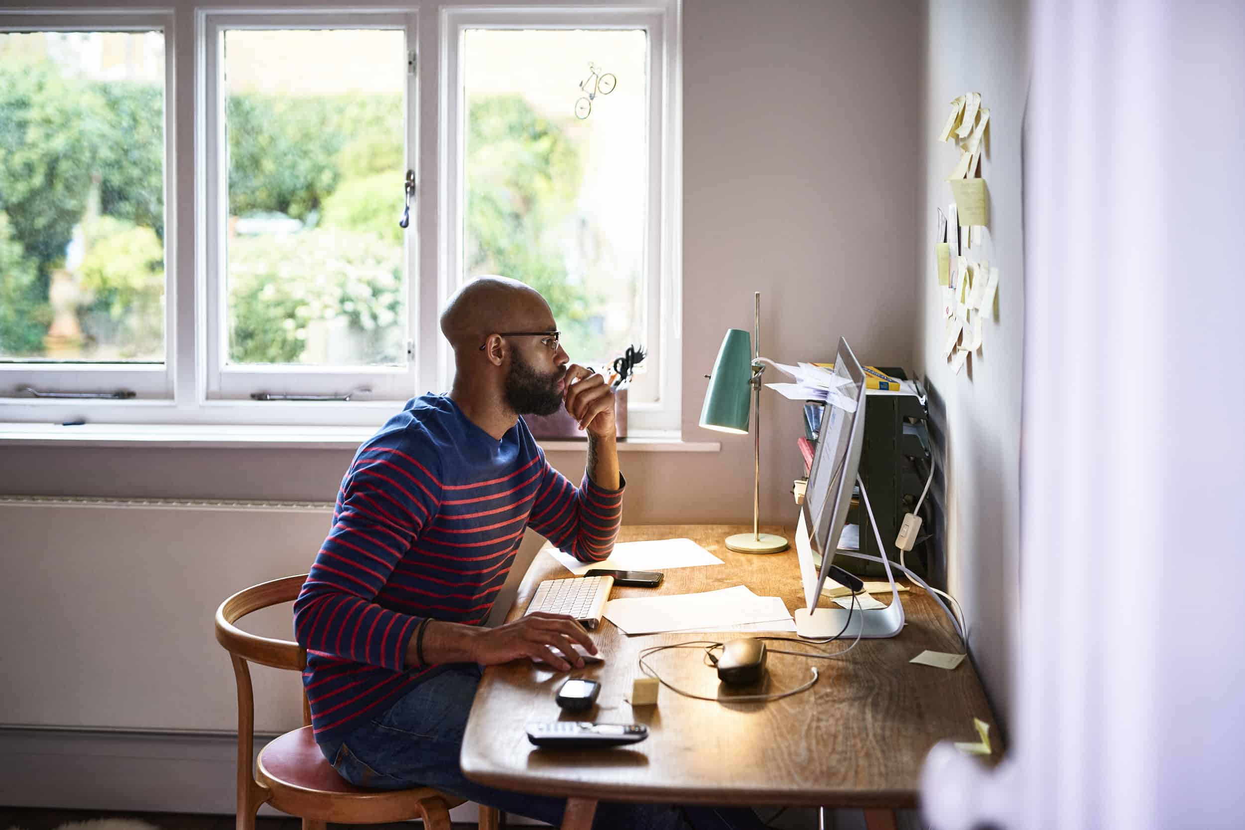 Working at home - internet marketing toronto